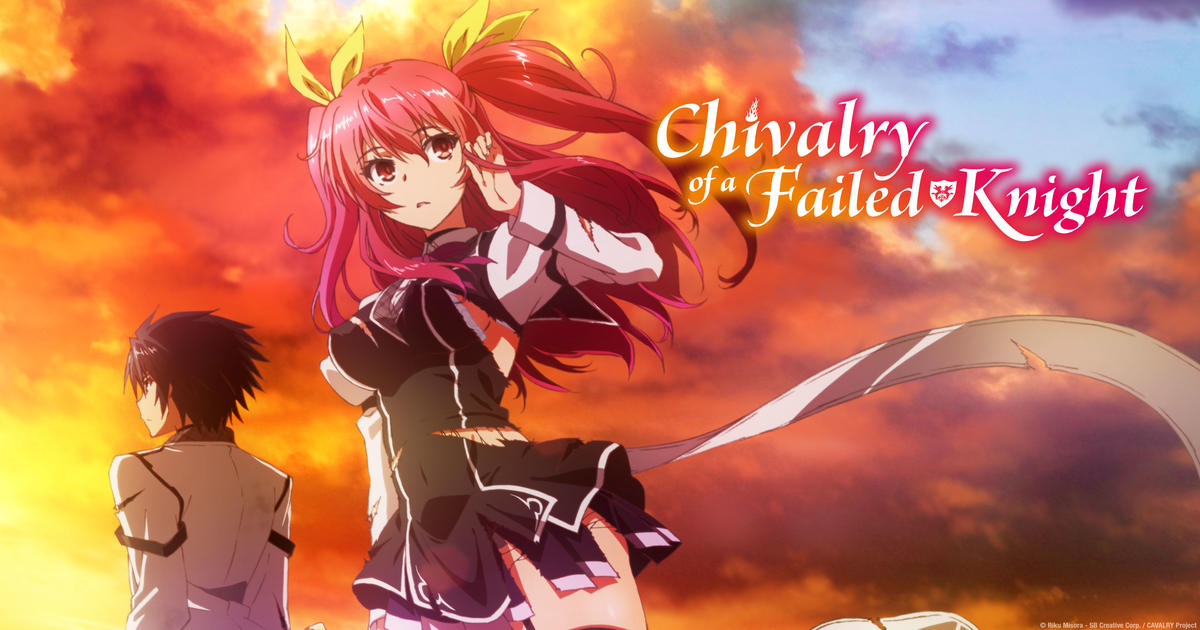 Chivalry Of A Failed Knight Serien Stream