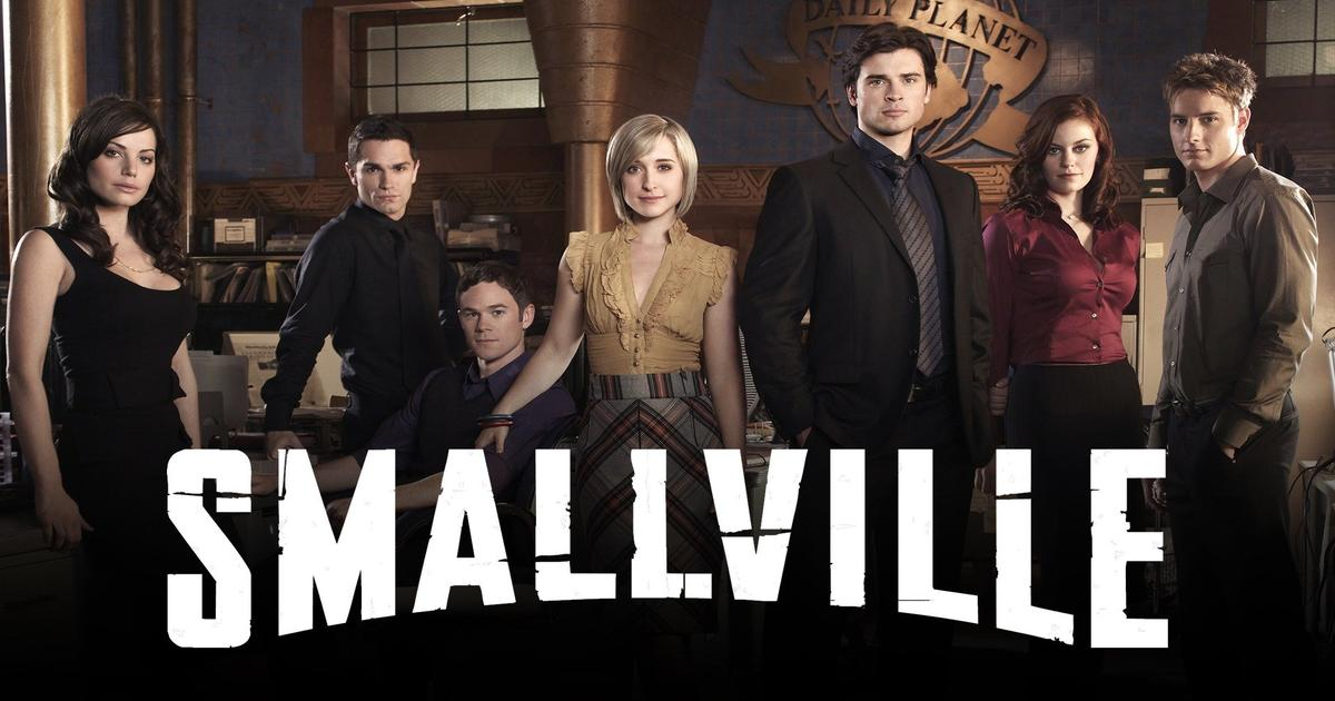 Watch Smallville Streaming Online | Hulu (Free Trial)