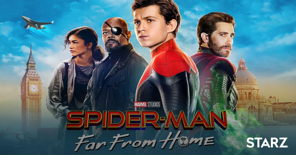 Watch Spider Man Far From Home Streaming Online Hulu Free Trial