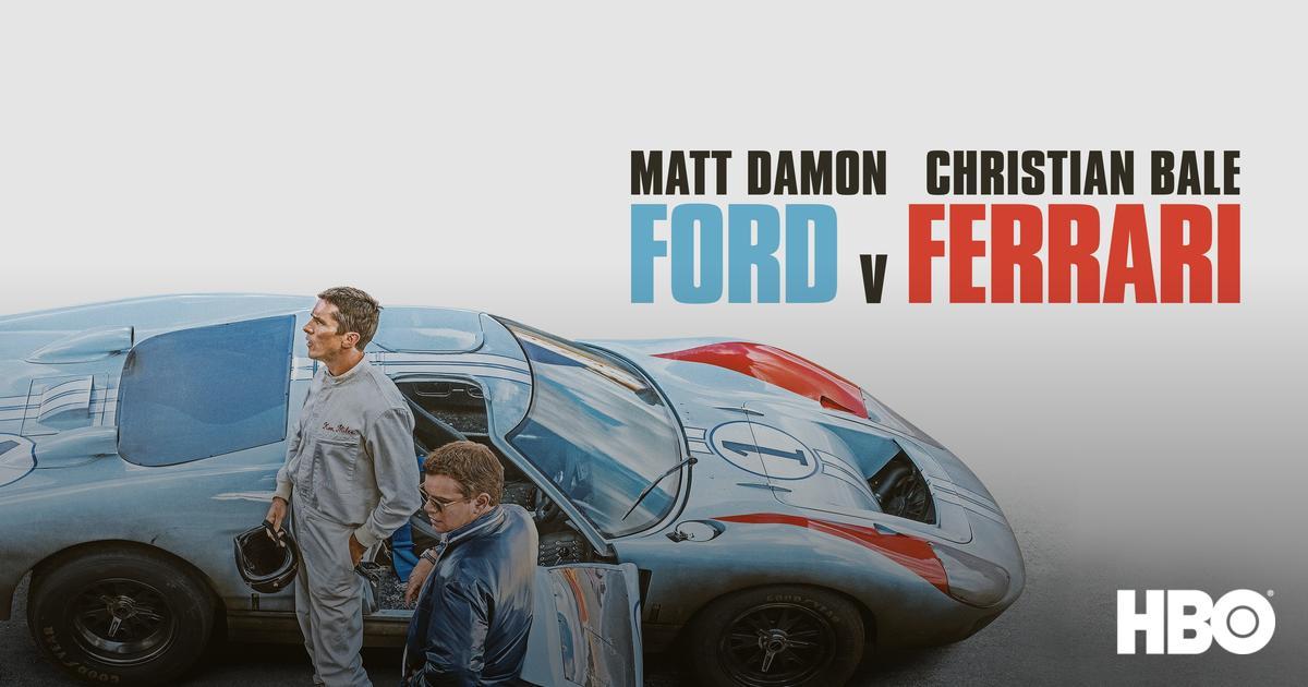 Watch Ford V Ferrari Streaming Online Hulu Free Trial