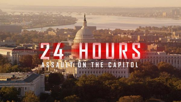 Watch 24 Hours: Assault on the Capitol Streaming Online | Hulu (Free Trial)