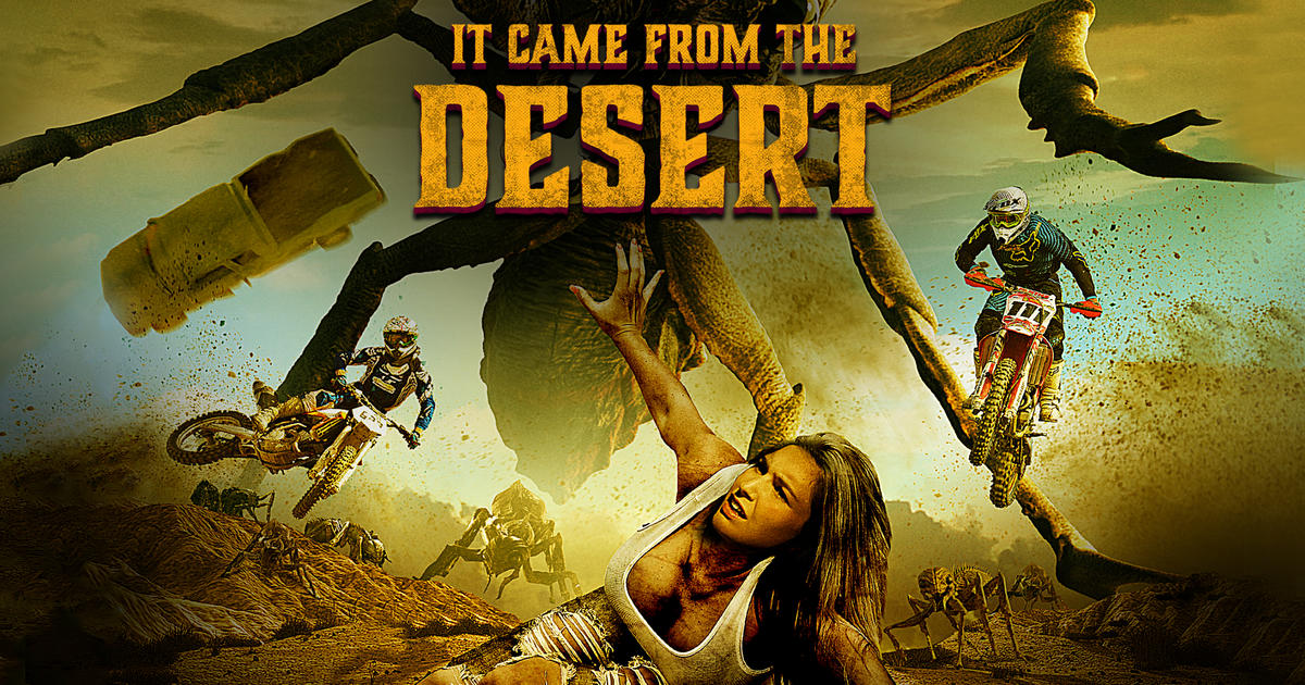 Watch It Came From The Desert Streaming Online Hulu Free Trial
