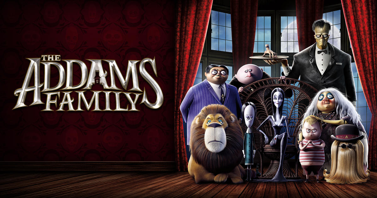 Watch The Addams Family Streaming Online Hulu Free Trial